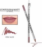 REVERS® Contour & Matt Lip Pencil #06 Nude