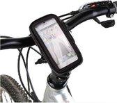 Merkloos telefoonhouder fiets - Samsung Galaxy S7 - Waterdicht