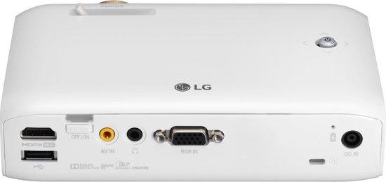 LG PH550G - HD Mini Beamer