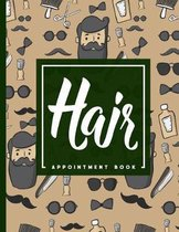 Hair Appointment Book