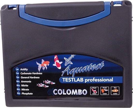 Colombo test lab case