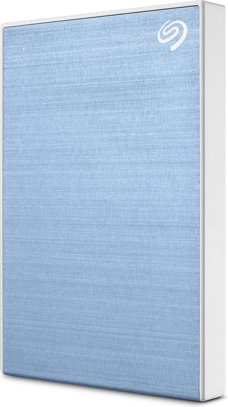 Seagate Backup Plus Slim - 1 TB - Blauw