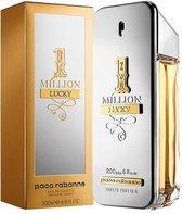 Paco Rabanne - Eau de toilette - 1 Million Lucky - 200 ml - Default - Paco Rabanne