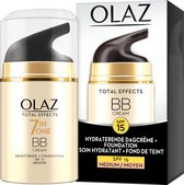 Olaz Total Effects - 7in1 BB Crème Medium SPF15 - Dagcrème