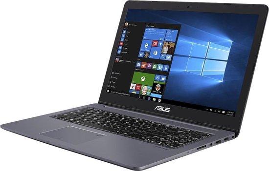 ASUS VivoBook Pro N580GD-E4504T Grijs Notebook 39,6 cm (15.6'') 1920 x 1080 Pixels Intel® 8ste generatie Core™ i7 16 GB DDR4-SDRAM 1128 GB HDD+SSD Windows 10 Home