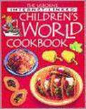 Internet-Linked Children's World Cookbook