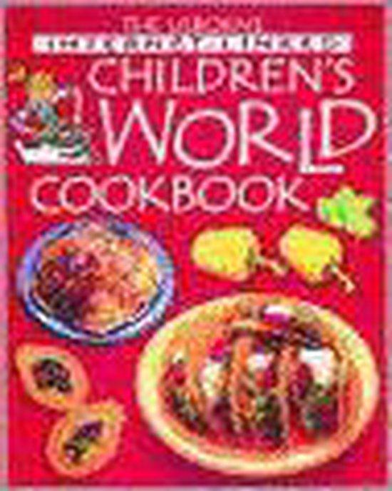 Internet-Linked Children's World Cookbook
