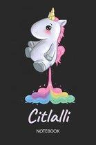 Citlalli - Notebook