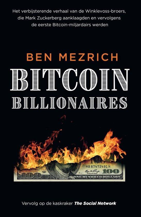 Bitcoin Billionaires - Ben Mezrich |