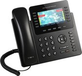 Grandstream Networks GXP2170 - Vaste telefoon - Zwart