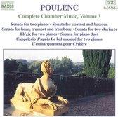 Poulenc:Com.Chamber Music Vo.3