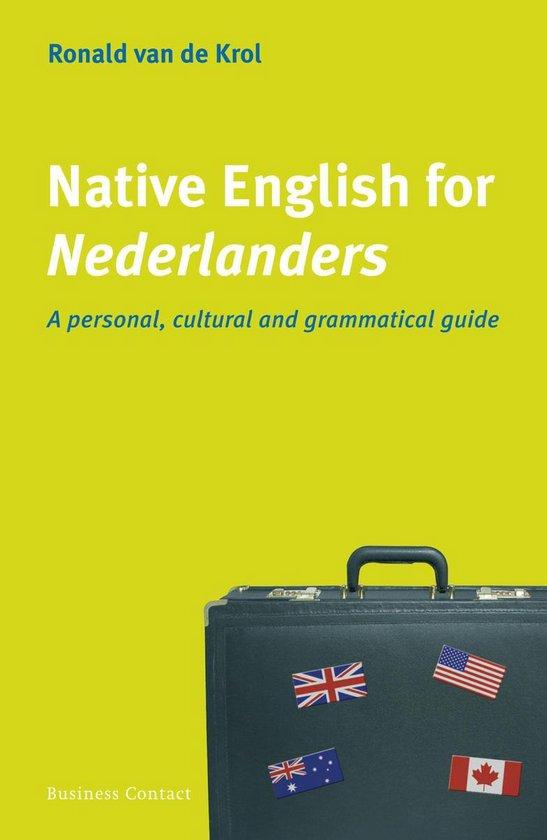 Native English for Nederlanders - Ronald van de Krol |