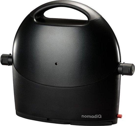nomadiQ BBQ - De ultieme lichtgewicht draagbare gas BBQ / Grill
