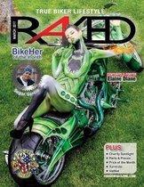 RAKED Magazine March 2017