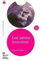 Los Santos inocentes libre + cd-audio