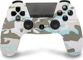 PS4 Bluetooth Controller met koptelefoonaansluiting - Snow White Camo