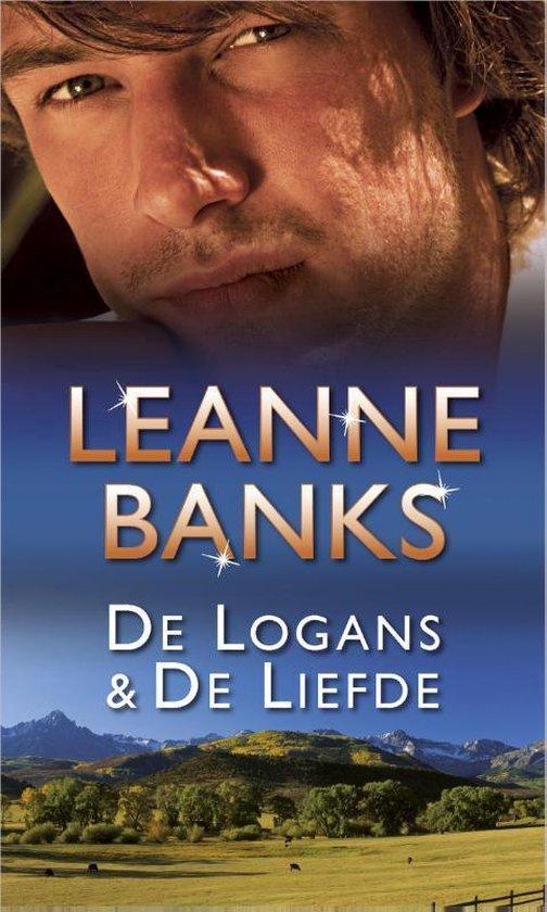 Cover van het boek 'De Logans & De Liefde: Brock / Tyler / Martina, 3-in-1' van Leanne Banks