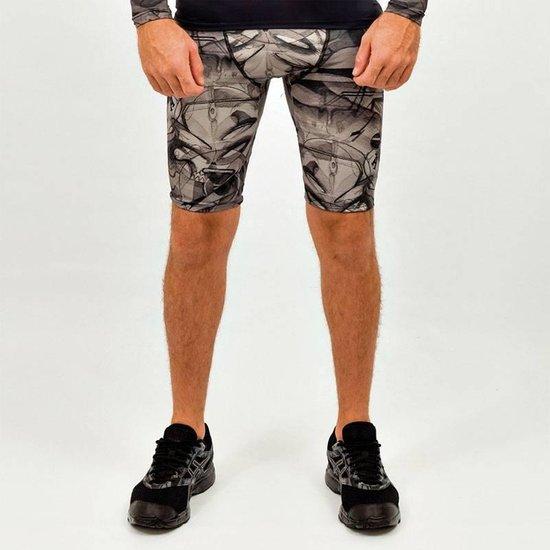 Heren – sportbroek – hardloopbroek – running shorts – Design Wany – Maat XL