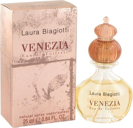 Laura Biagiotti Venezia 25 ml Eau De Toilette Spray Women