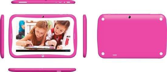 Waiky Power Tab - 7 inch - Kindertablet - 8GB - Roze