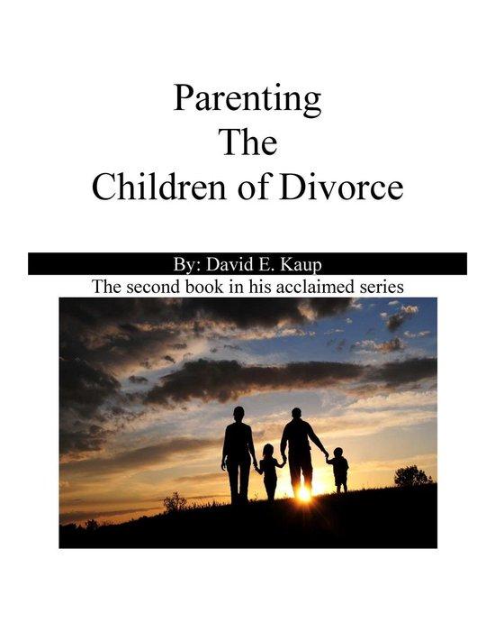 Omslag van Parenting the Children of Divorce