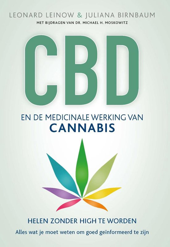 CBD en de medicinale werking van cannabis - Leonard Leinow |
