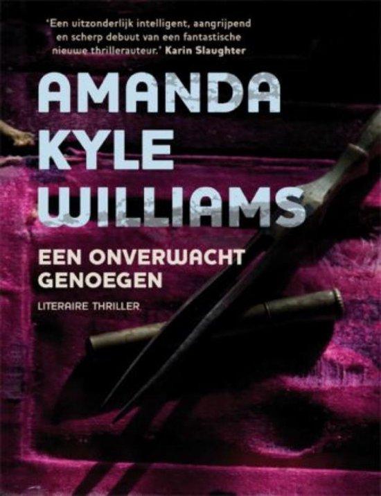 Een onverwacht genoegen - Amanda Kyle Williams | Fthsonline.com