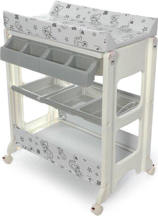 Product: Verzorgingstafel / Luiertafel met badje - Butterfly, van het merk Di baby