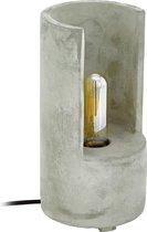 EGLO Lynton - tafellamp - E27 - 1-lichts - beton-look