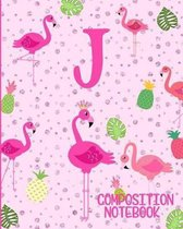 Composition Notebook J