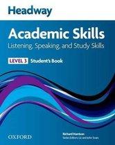 New Headway Academic Skills: Listening, Speaking and Study Skills 3 student's book + Oxford online skills