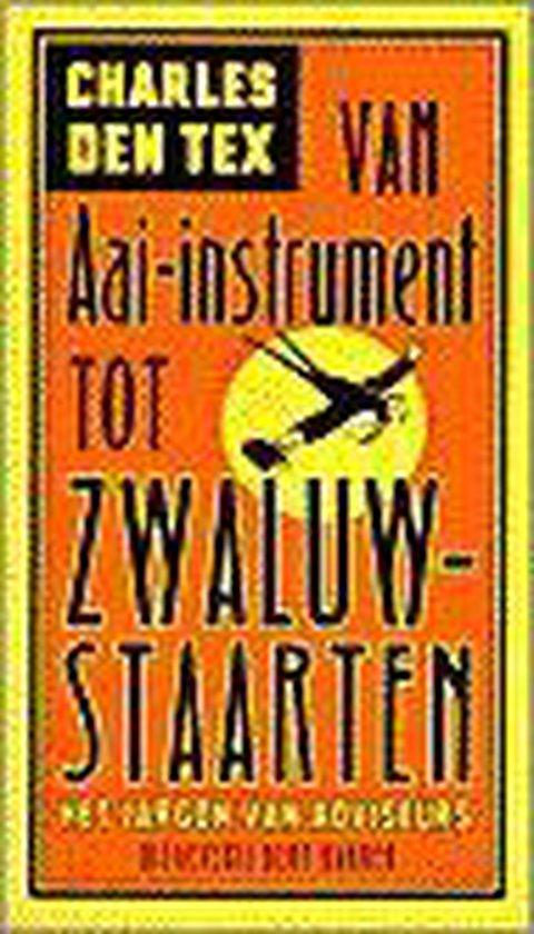 Van Aai-Instrument Tot Zwaluwstaarten