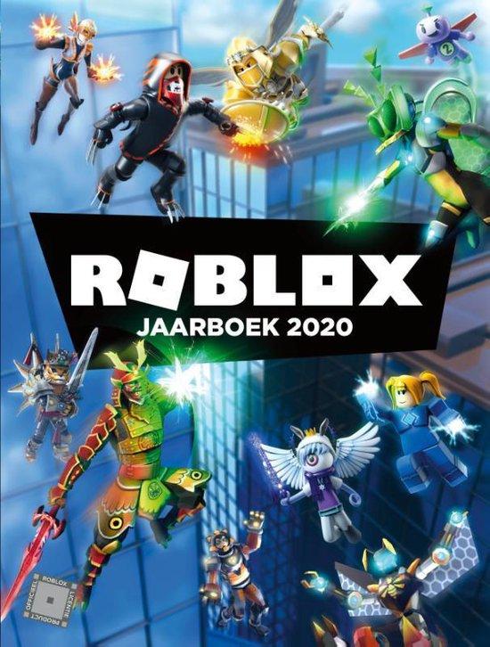 Boek cover Roblox - Roblox Jaarboek 2020 van Andy Davidson (Hardcover)