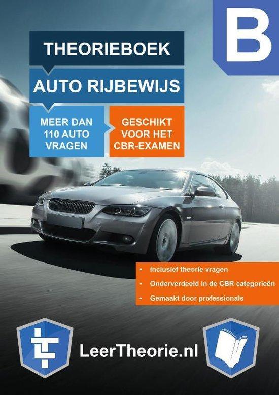 Afbeelding van AutoTheorieboek Rijbewijs B 2020 - Nederland - CBR AutoTheorie Boek Leren