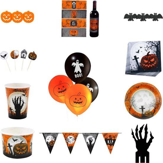Alles Voor Halloween.Bol Com Tivali Halloween Deluxe Pakket Alles Wat Je Nodig Hebt Voor Een Geslaagde Halloween