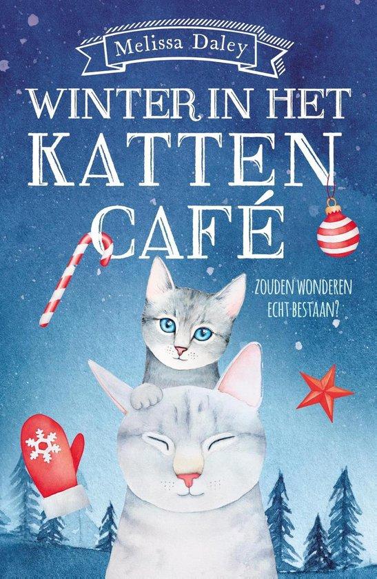 Winter in het kattencafé - Melissa Daley |