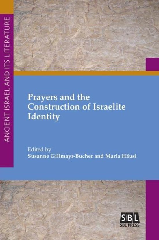 Boek cover Prayers and the Construction of Israelite Identity van  (Paperback)
