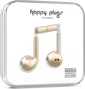 Happy Plugs Earbud Plus - In-ear oortjes - Champagne
