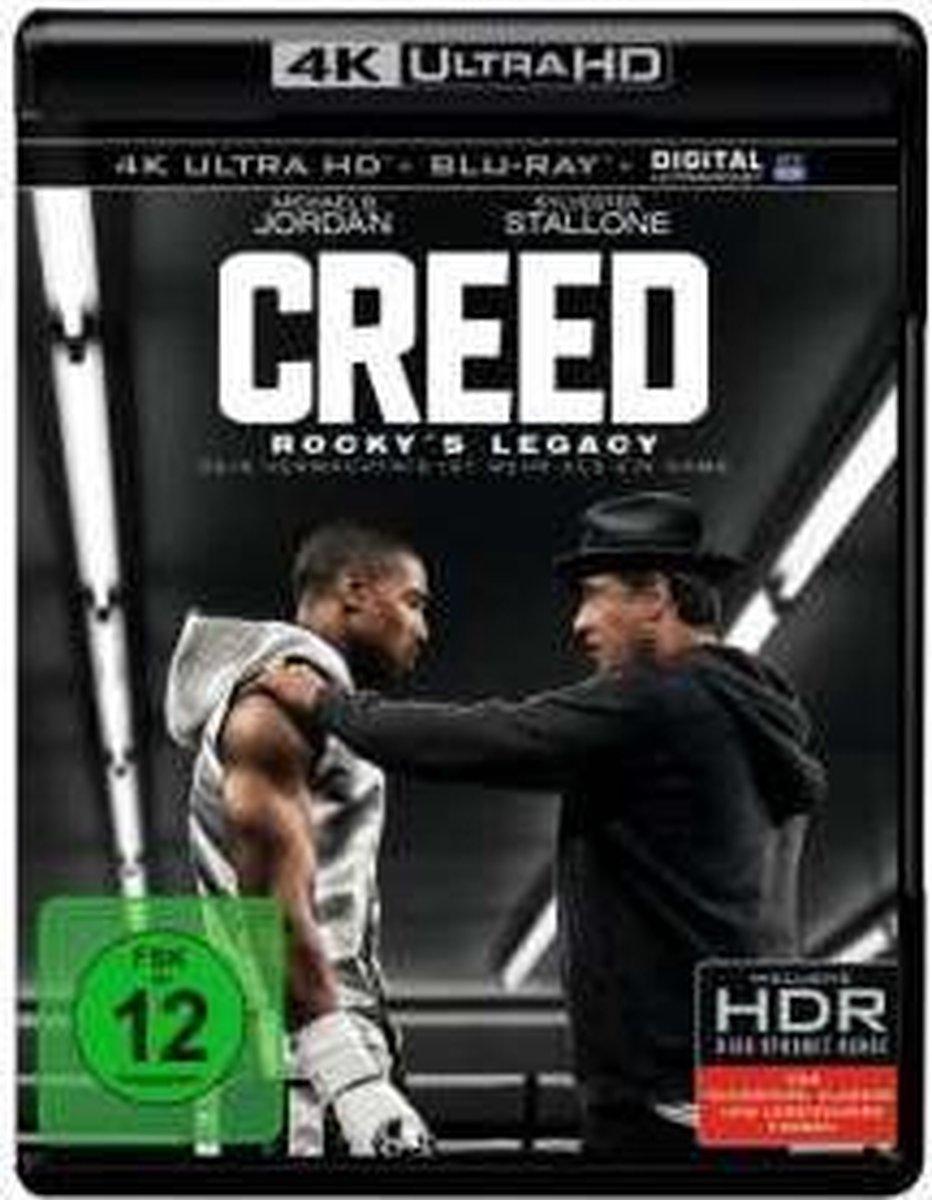 Creed (4K Ultra HD Blu-ray & Blu-ray) (Import)-