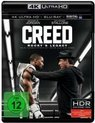 Creed (4K Ultra HD Blu-ray & Blu-ray) (Import)