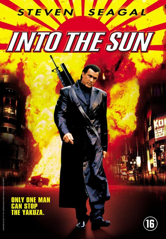 Cover van de film 'Into The Sun'