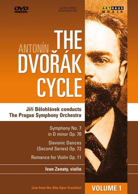 Cover van de film 'A. Dvorak - Dvorak Cycle Vol.1'