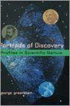 Boek cover Portraits of Discovery van George Greenstein
