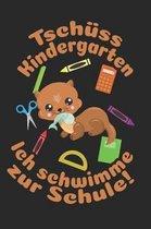 Tsch ss Kindergarten - Ich schwimme zur Schule!