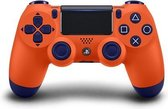 Sony DualShock 4 Gamepad PlayStation 4 Analoog/digitaal Bluetooth Blauw, Oranje
