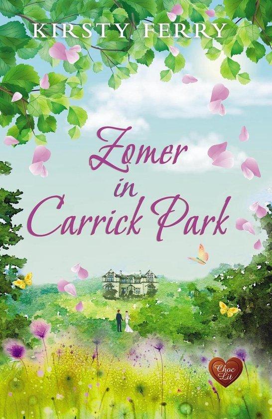 Omslag van Zomer in Carrick Park