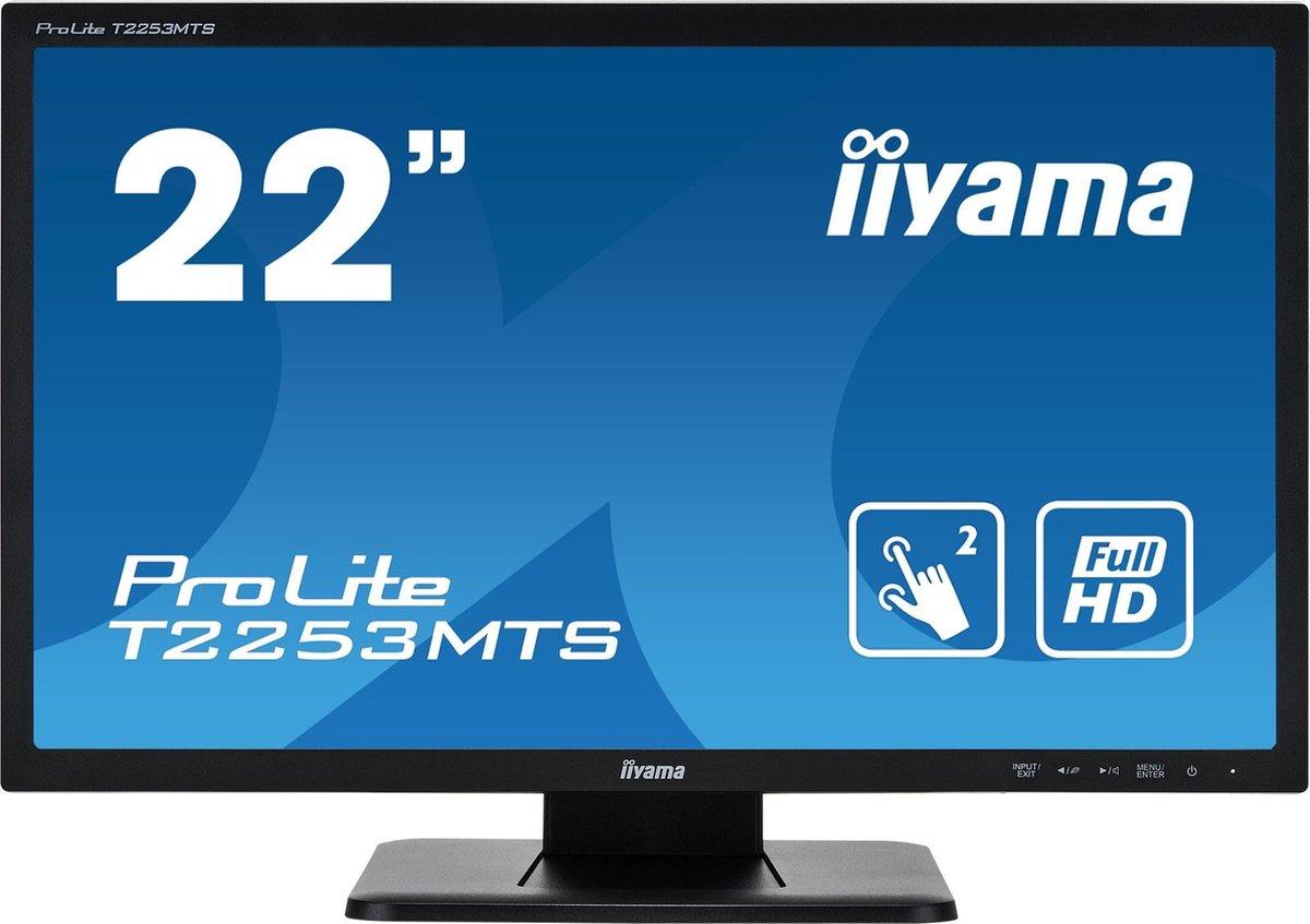 iiyama Prolite T2253MTS-B1 – Touch Full HD monitor