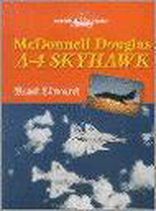 Boek cover Mcdonnell Douglas A-4 Skyhawk van Brad Elward (Hardcover)