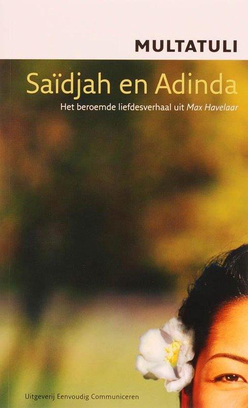 Lezen is voor iedereen-reeks - Saidjah en Adinda