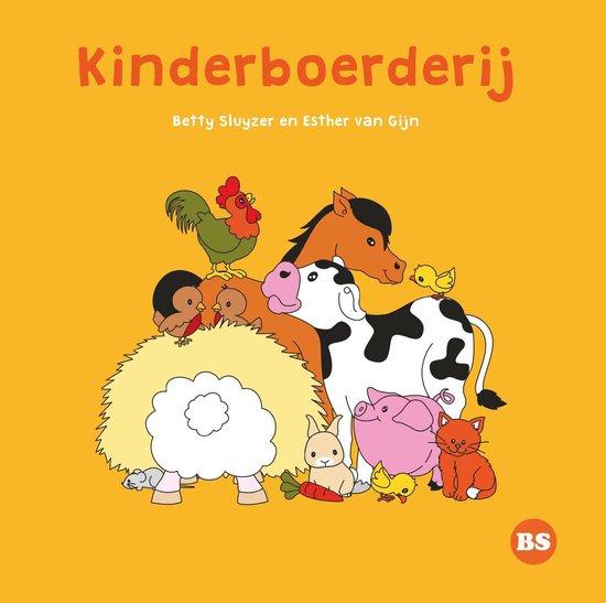 Kinderboerderij, een raadselboek op rijm voor peuters vol zoekplaten,jonge dieren en dierengeluiden - Betty Sluyzer pdf epub